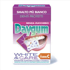 DAYGUM WHITE CARE X 20 - Farmaciasconti.it