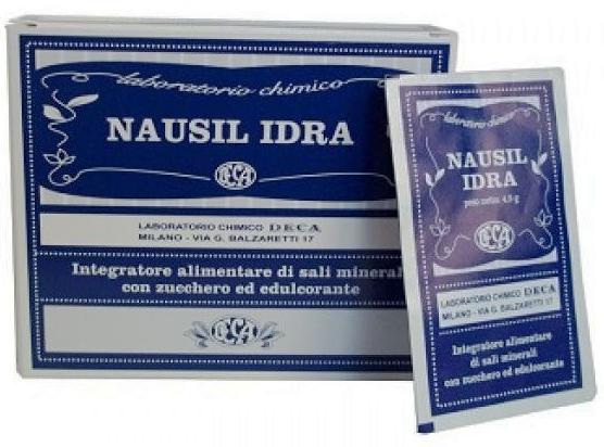 NAUSIL IDRA 12 BUSTE DA 4,5 G - Farmacia Centrale Dr. Monteleone Adriano
