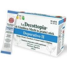 DECOPOCKET DEPURATIVO II 8 X 30 ML -  Farmacia Santa Chiara