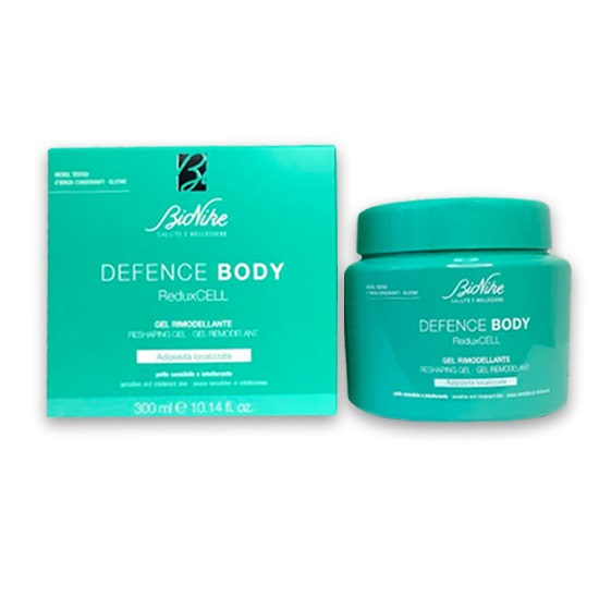 DEFENCE BODY GEL RIMODELLANTE 300 ML - Zfarmacia