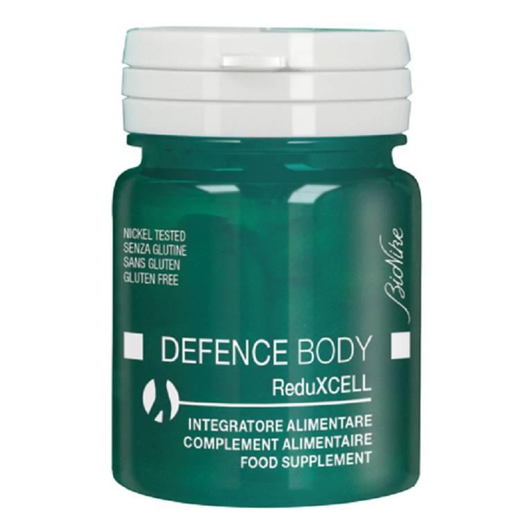BIONIKE DEFENCE BODY REDUXCELL INTEGRATORE 30 CPR - Farmapage.it