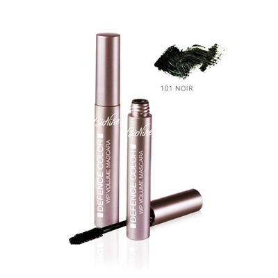 BIONIKE DEFENCE COLOR WATERPROOF VOLUME MASCARA 01 NOIR - Farmapage.it