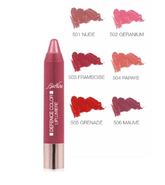 Defence Color Liplumiere Gloss Labbra Luce e Colore 503 Framboise - Farmacia33