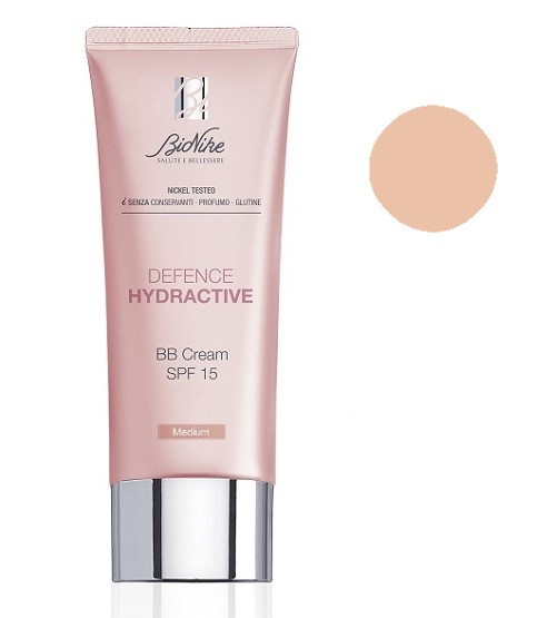 BIONIKE DEFENCE HYDRACTIVE BB CREAM MEDIUM 40 ML - Farmapage.it