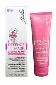 Defence Mask Instant Glow Maschera Peeling Illuminante 75 ml - Farmalilla