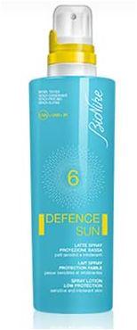 BioNike Defence Sun Latte Fluido SPF 6  Protezione Bassa 125ml - Farmacia 33