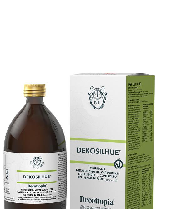 Tisanoreica Decottopia DekoSilhue da 500ml - La tua farmacia online