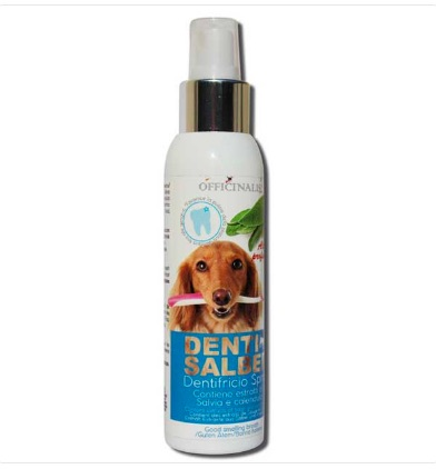DENTI SALBER 125 ML - Farmapage.it