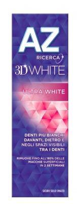 DENTIFRICIO ORAL B AZ 3D ULTRAWHITE 65 + 10 ML - Farmacia 33