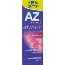 DENTIFRICIO ORAL B AZ 3D ULTRAWHITE 65 + 10 ML - Farmaunclick.it
