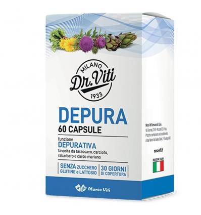 DEPURA 60 CAPSULE - FARMAPRIME