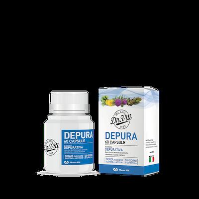 Depura 60 Capsule - Arcafarma.it