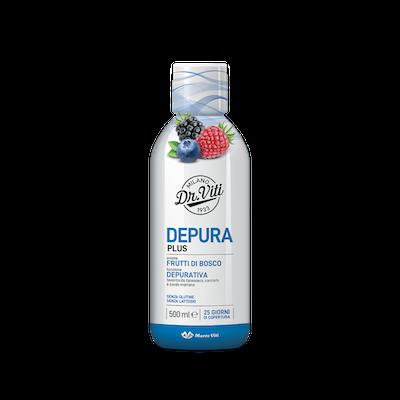 Depura Plus Frutti di Bosco 500ml - Arcafarma.it