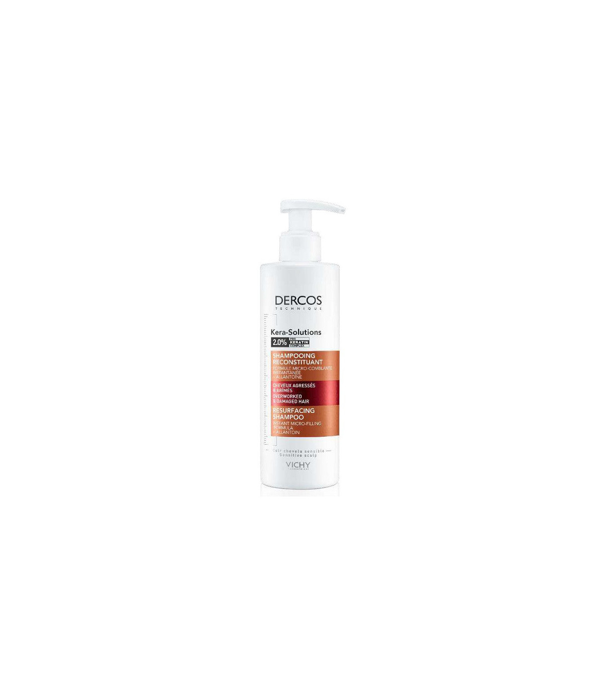 Dercos Technique Kerasol Shampoo Ristrutturante 250ml - Arcafarma.it