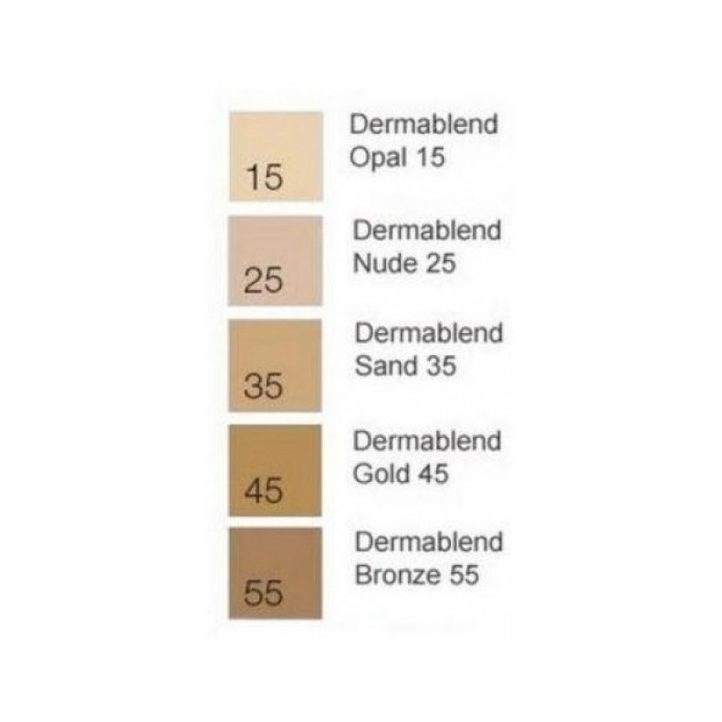 Dermablend Extra Cover Stick Gold 45 - Arcafarma.it