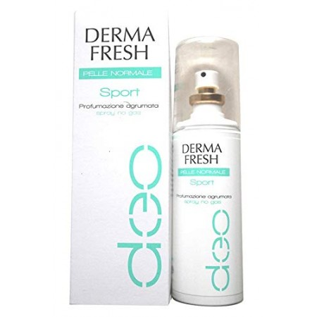 Dermafresh Deodorante Pelle Normale Sport 100ml - Farmapage.it
