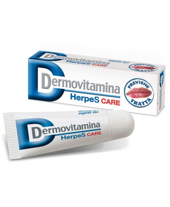 DERMOVITAMINA HERPES CARE 8 ML - Iltuobenessereonline.it