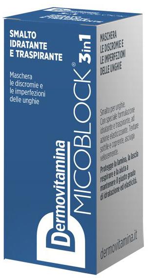 DERMOVITAMINA MICO SMALTO BLU 5 ML - Farmacia Centrale Dr. Monteleone Adriano