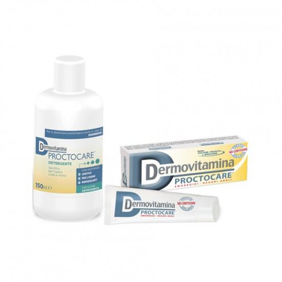DERMOVITAMINA PROCTOCARE OS CREMA 30 ML + DERMOVITAMINA PROCTOCARE DETERGENTE 150 ML - Speedyfarma.it