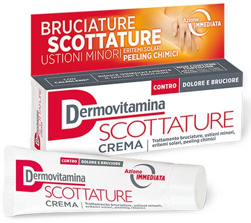 DERMOVITAMINA SCOTTATURE CREMA 30 ML - Farmacia Centrale Dr. Monteleone Adriano