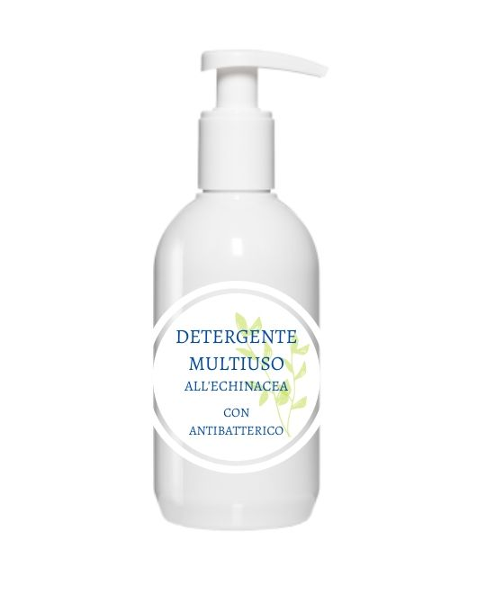 SAPONE DETERGENTE MANI ECHINACEA ANTI BATTERICO 250 ML - Farmapage.it