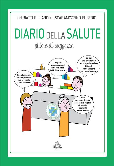 """""""Diario della Salute, pillole di saggezza"""" - Parafarmaciaigiardini.it"""