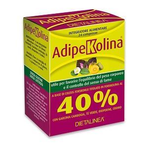 AdipeKolina 24 compresse - Iltuobenessereonline.it