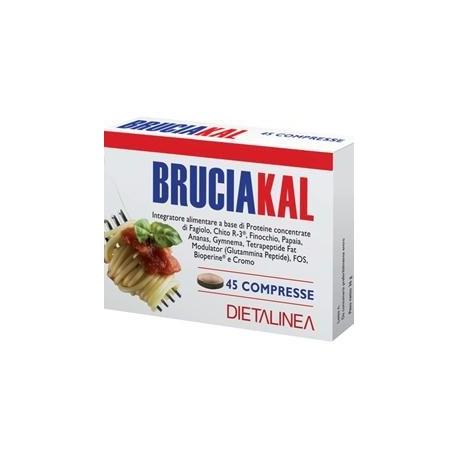 Dietalinea BruciaKal 45 compresse - Iltuobenessereonline.it