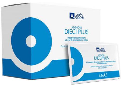 DIECI PLUS 20 BUSTINE - Farmacia Centrale Dr. Monteleone Adriano