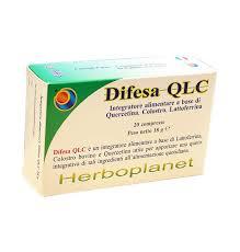 DIFESA QLC 20 COMPRESSE - Farmastar.it