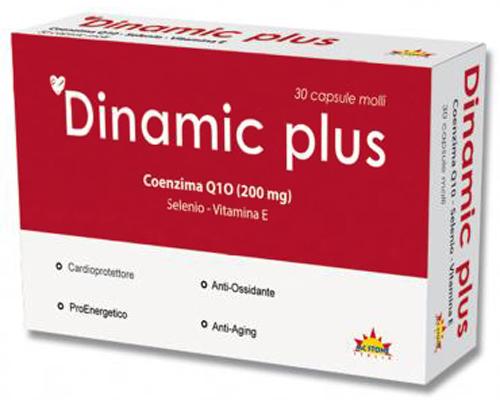 DINAMIC PLUS 30 COMPRESSE - Farmacia Centrale Dr. Monteleone Adriano
