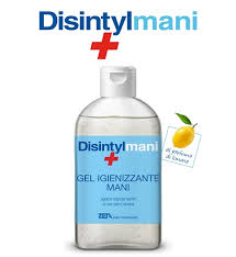 DISINTYL MANI GEL IGIENIZZANTE 500 ML - Farmajoy