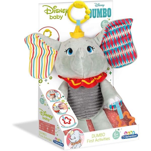 Disney Baby Clementoni Dumbo - Arcafarma.it
