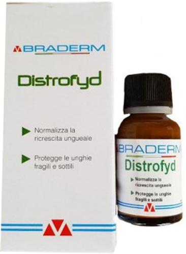 DISTROFYD 15 ML BRADERM - Farmacia Centrale Dr. Monteleone Adriano