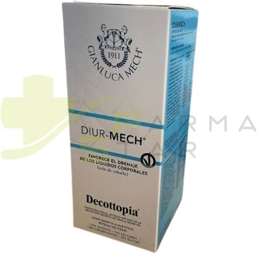 TISANOREICA LINEA DECOTTOPIA DIUR MECH INTEGRATORE ALIMENTARE 500 ML - Farmastar.it