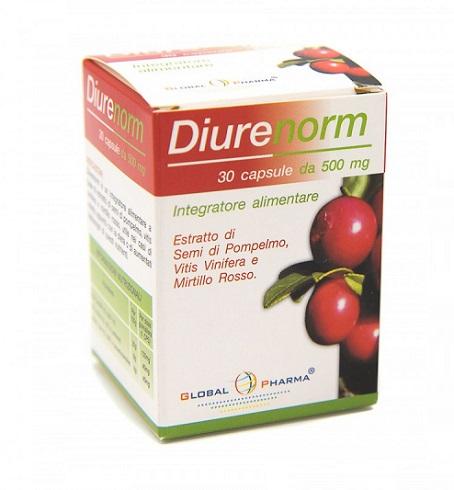 DIURENORM 30 CAPSULE - Farmafamily.it