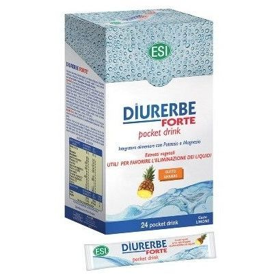 DIURERBE 24 POCKET DRINK ANANAS - Iltuobenessereonline.it