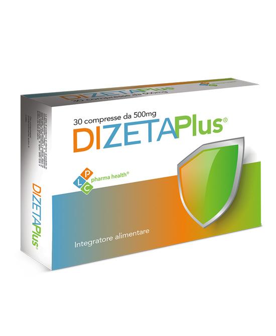DIZETA PLUS 30 COMPRESSE - La farmacia digitale