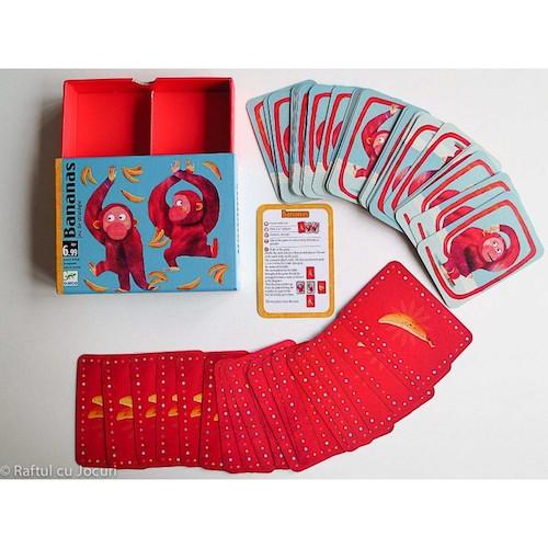 Djeco Bananas - Gioco Di Carte - Farmalilla
