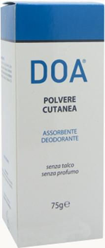 DOA POLVERE CUTANEA 75 G - Farmacia Centrale Dr. Monteleone Adriano