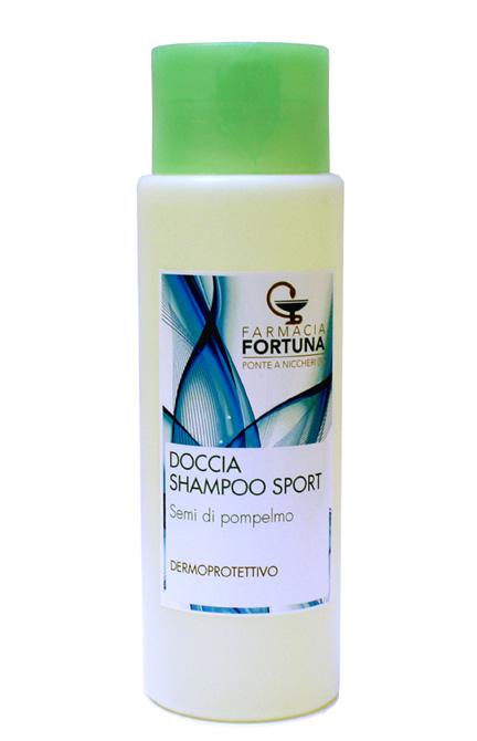 TuaFarmaonLine Doccia Shampoo Sport Semi Di Pompelmo 300 ml - latuafarmaciaonline.it