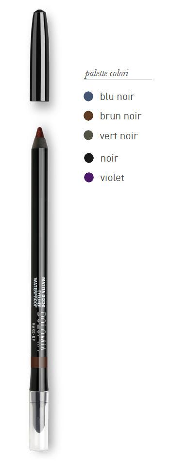 Dolomia Matita Occhi Waterproof Colore 97 Violet - latuafarmaciaonline.it