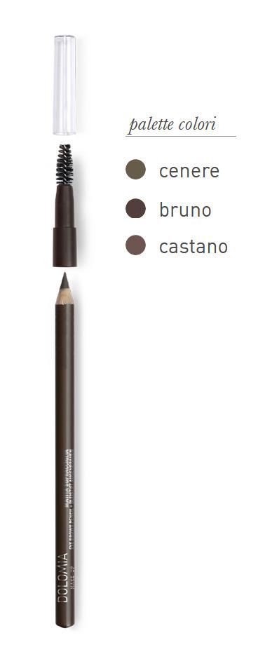 Dolomia Matita Sopracciglia Colore 52 Bruno - latuafarmaciaonline.it