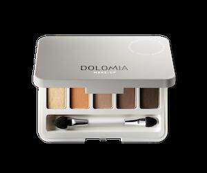 Dolomia Palette Ombretti 5 Colori Nude Look - Arcafarma.it