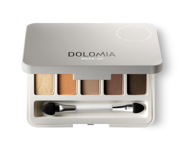 Dolomia Palette Ombretti Nude Look - latuafarmaciaonline.it