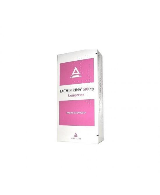 DONAZIONE Angelini Tachipirina 500mg Per Febbre E Dolore 20 Compresse - Farmaci.me