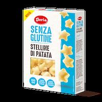 Doria Stelline di Patata senza Glutine 400g - Arcafarma.it
