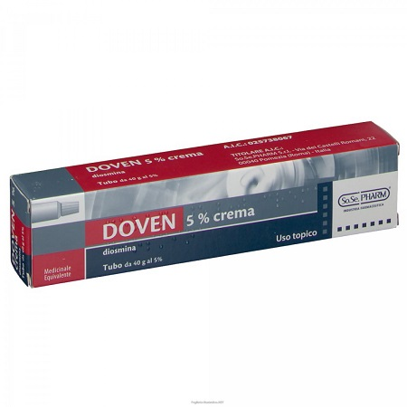 DOVEN*CREMA 40G 5% - Farmafamily.it