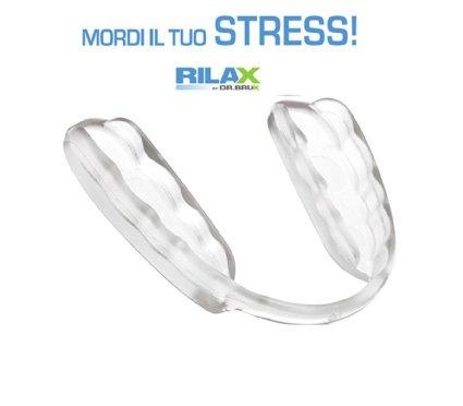 Dr. Brux Rilax Bite Diurno Trasparente che Rilassa la Muscolatura  - latuafarmaciaonline.it