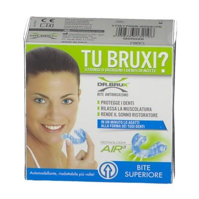 DR BRUX BITE NOTTE SUP TRASPARENTE - Farmaunclick.it